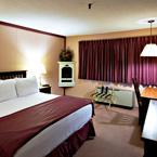 Hudson Bay Lodge King Room :: Maxwell Steelhead Guides